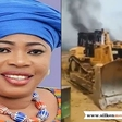 Galamsey: Military task force burns 8 excavators belonging to NPP's Kate Gyamfua