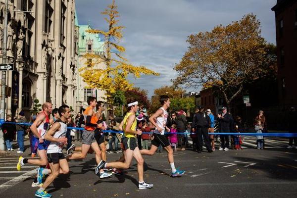 Il y aura 33000 participants au marathon de New York - L'Équipe