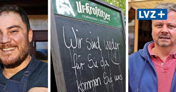 Leipziger Gastronomen bereiten sich auf Öffnung der Innenbereiche vor