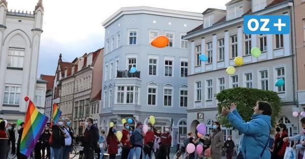 """""""Tage der Akzeptanz"""" geben queerer Community in Greifswald eine Stimme"""