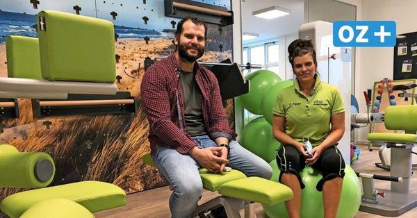 Greifswalder investiert in neues Therapiezentrum in altem Restaurant