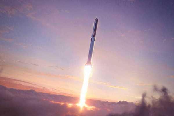 SpaceX svela i piani del primo volo orbitale del suo razzo gigante