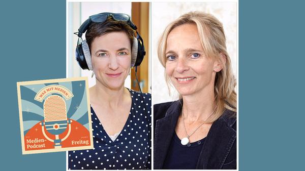 Korinna Hennig und Katharina Marenholtz (Foto: NDR / Katja Nitsche)