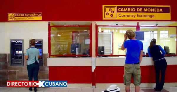 Ya no se podrá comprar dólares, euros y otras monedas en los aeropuertos cubanos