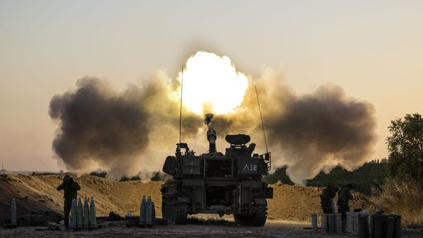 Israels Luftwaffe bombardiert weiter Hamas-Tunnel