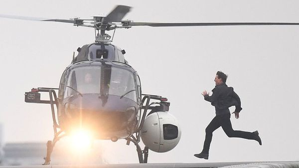 Seit 25 Jahren: Tom Cruise in unmöglicher Mission