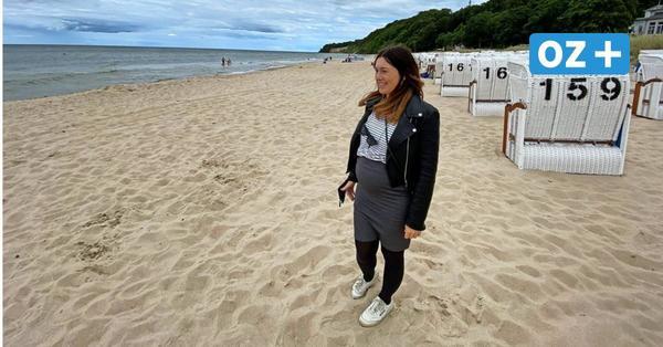 Nach Geburt von Tochter Leni: Rügens Radio-Star Nora Sanne hat geheiratet