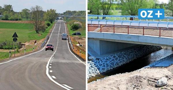 Freie Fahrt auf alter B 96 auf Rügen: Hier rollen Urlauber bald über die neue Brücke