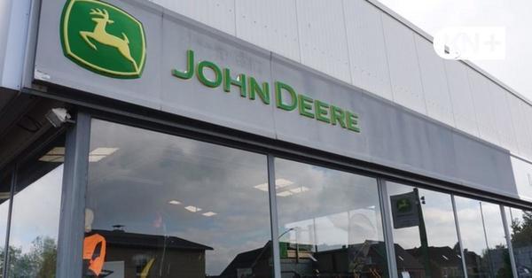 John Deere kündigt Vertrag mit Landtechnik Busch-Poggensee in Sülfeld