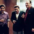 """El rewatch pandémico: sobre """"Talking Sopranos"""", de Michael Imperioli y Steve Schirripa"""