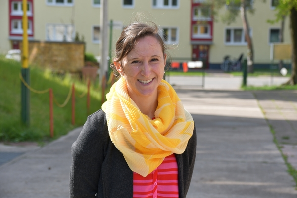 Silke Bößenroth (Foto: Großmann)