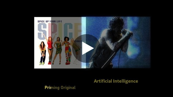 """Artificial Intelligence converts Spice Girls """"Wannabe"""" into a Nine Inch Nails song [OpenAI Jukebox]"""