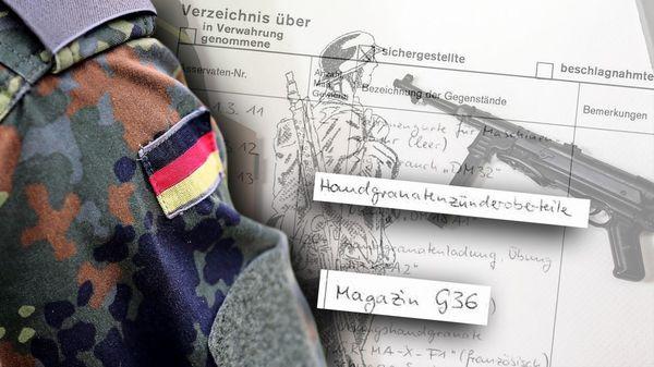 Tag X für FrancoA.– Prozess gegen Bundeswehrsoldaten beginnt