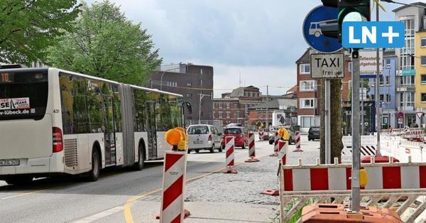 Zu viele Baustellen, keine Parkplätze in Lübeck: Anwohner sind genervt