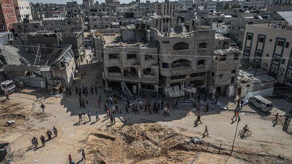 Israel stimmt Waffenruhe im Gaza-Konflikt zu