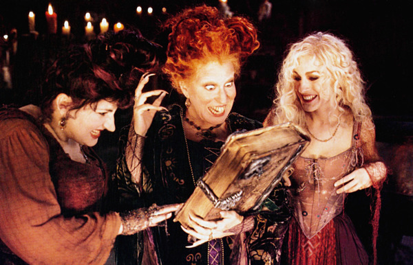 Bette Midler, Sarah Jessica Parker & Kathy Najimy Returning For Disney's 'Hocus Pocus 2'