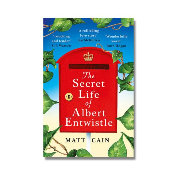📚 The Secret Life of Albert Entwistle by Matt Cain