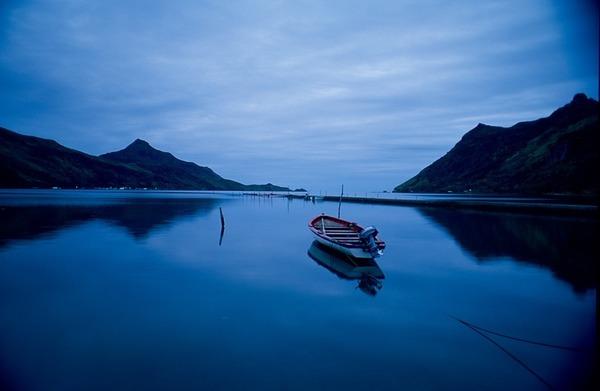 Baie d'Ahurei (@ Jaume Bartroli, 1997)
