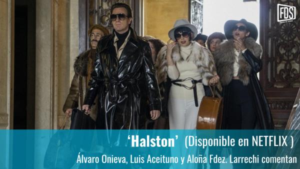 Review   'Halston'