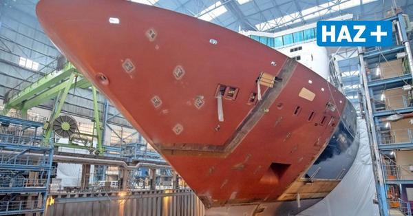 Tarifstreit bei der Meyer-Werft eskaliert