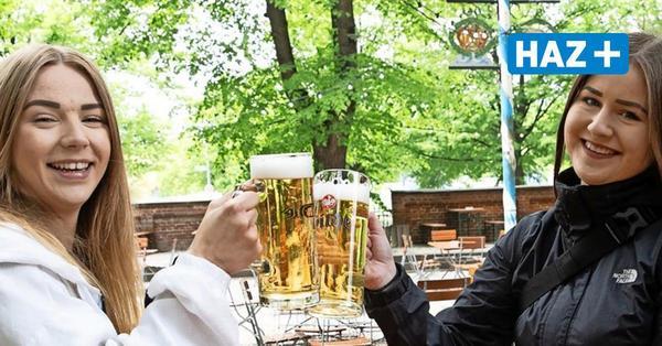 Lockdown aufgehoben: Diese Biergärten haben wieder geöffnet