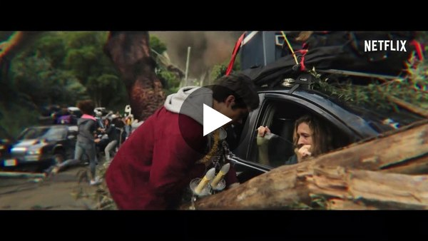 'De amor y monstruos ': trailer de la película de Netflix - Vídeo Dailymotion