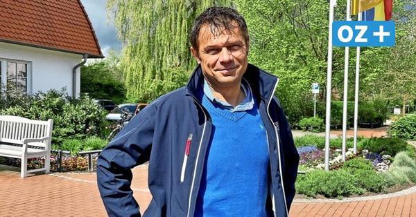 Start für Boltenhagens Kurdirektor: Ein Herz für Klützer Leberwurst und Dünenpromenade