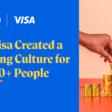 How Visa Created a Learning Culture for 20,000+ People | Degreed Blog