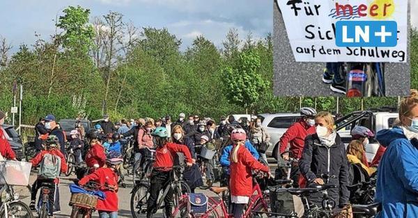 Nach Protest: Fahrradstraßen für Timmendorf und Niendorf
