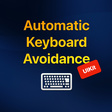 Automatic Keyboard Avoidance For UIKit