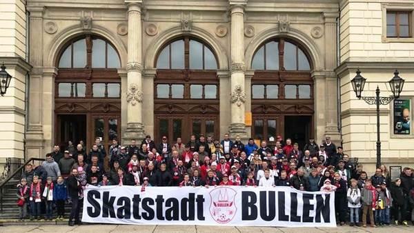 RB Leipzigs OFCs: Skatstadt Bullen lieben und leben den Sport - Sportbuzzer.de
