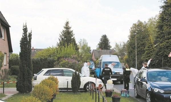 Familiendrama: Auch Lilli Marie ist offenbar tot - Walsroder Zeitung