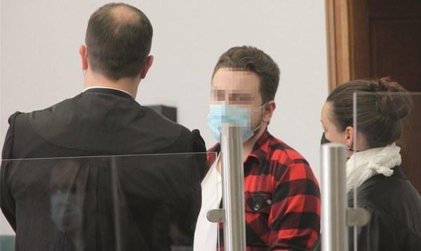 Urteil im Neuenkirchener Doppelmordprozess: Maurice L. schweigt auch beim letzten Wort - Walsroder Zeitung