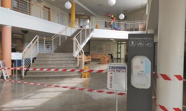 Besucher dürfen wieder ins HKK - Heidekreis-Klinikum - Walsroder Zeitung