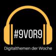 9vor9 Episode 56 - Wie geht's weiter mit der KI in Deutschland und Europa? - #9vor9 - Die Digitalthemen der Woche - Podcast
