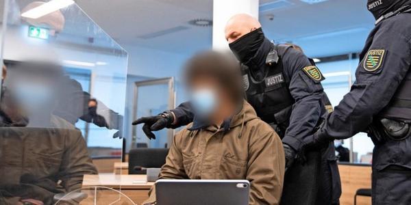 Islamist ermordet Homosexuellen in Dresden: Lebenslange Haft