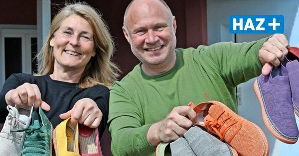 Von Burgwedel in die Welt: Schuhe aus Meeresplastik als Lösung für ein Umweltproblem
