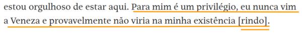 Mario Frias em entrevista para o UOL