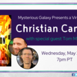 Virtual Event - Christian Cantrell discussing Scorpion | Mysterious Galaxy Bookstore