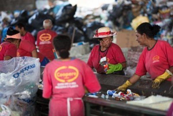 Argentina, SDG8: Formalizar el trabajo de recicladores y acelerar la innovación: dos estrategias para avanzar hacia el reciclaje inclusivo en América Latina