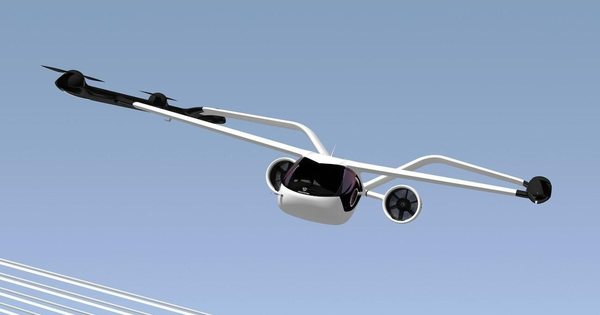 E-Flugtaxi für längere Strecken in der Mache: Volo-Connect schafft 250 km/h