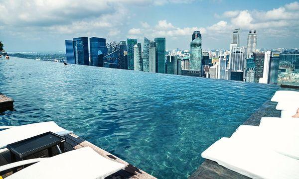 Spektakulärer Ausblick: Die höchsten Infinity-Pools der Welt