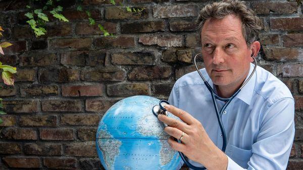 """Eckart von Hirschhausen: """"Wir müssen nicht das Klima retten – sondern uns"""""""