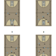 1-2-2 Soft – Full Court Zone Press