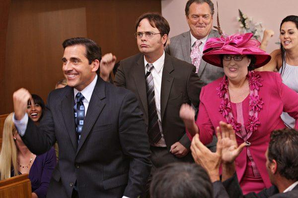 Capítulos 4 y 5 de la temporada 6 de 'The Office'