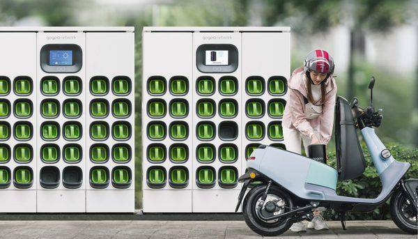 Schnelles Battery Swapping für Autos und Scooter … in China