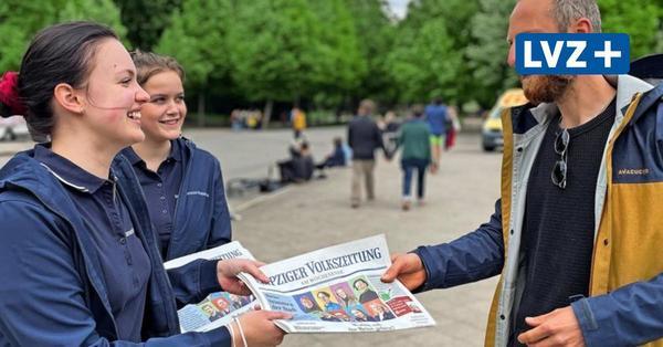 Die Leipziger Volkszeitung jetzt mit neuer Wochenendausgabe