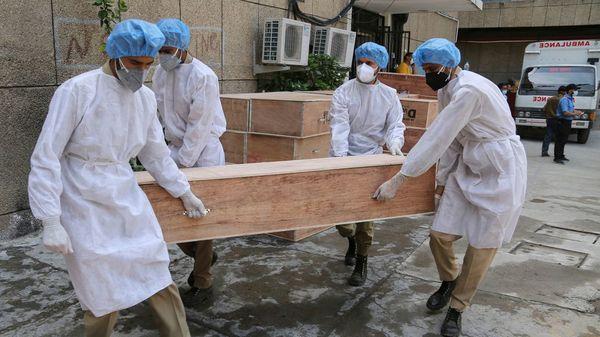 Indien: Fälle tödlicher Pilzkrankheit in Zusammenhang mit Corona häufen sich