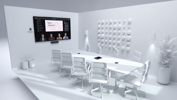Microsoft reveals its vision of the future of meetings