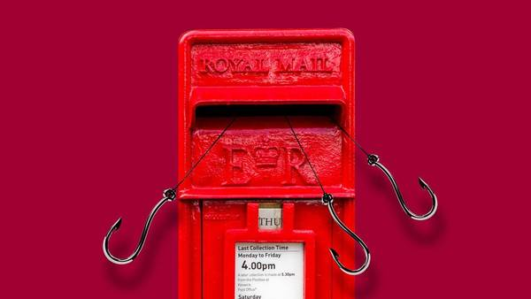 The relentless rise of Royal Mail text message scams